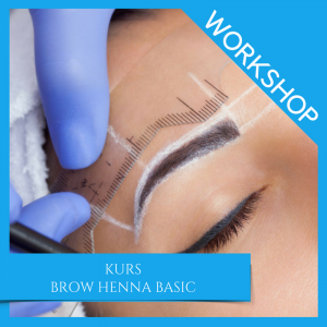 Brow Henna Workshop MASTER BASIC